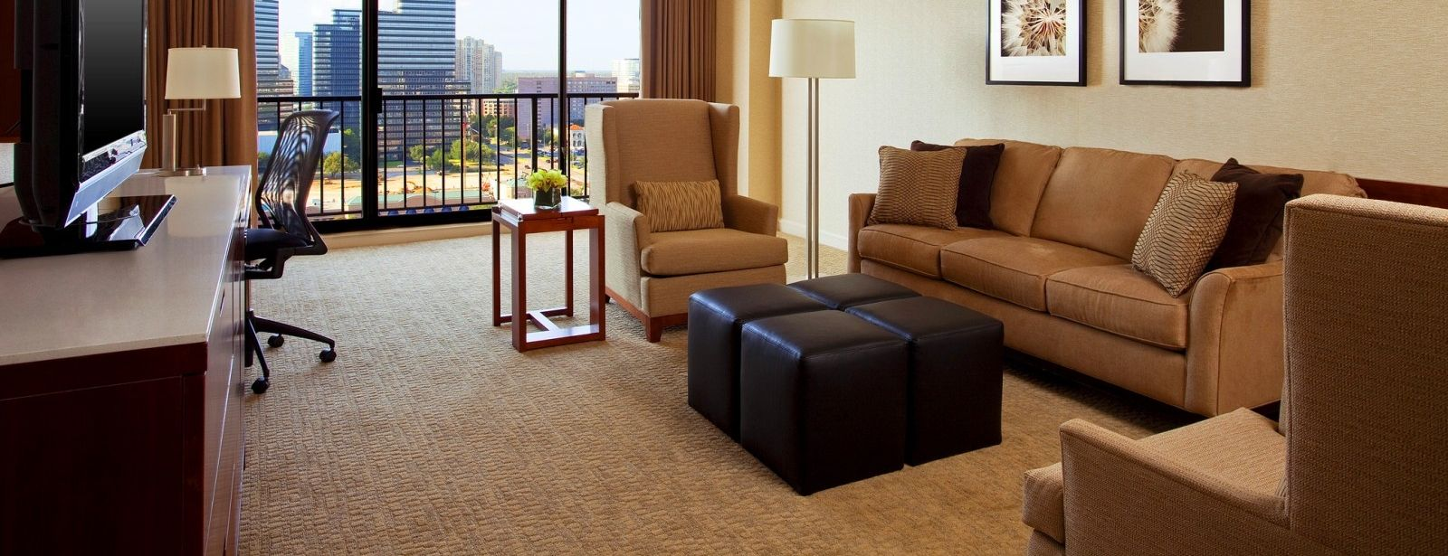 Hotel Suites in Houston Regency Suites - The Westin Oaks Houston at the Galleria