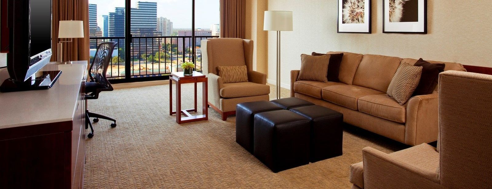 Hotel rooms in Houston - The Westin Oaks Houston at the Galleria