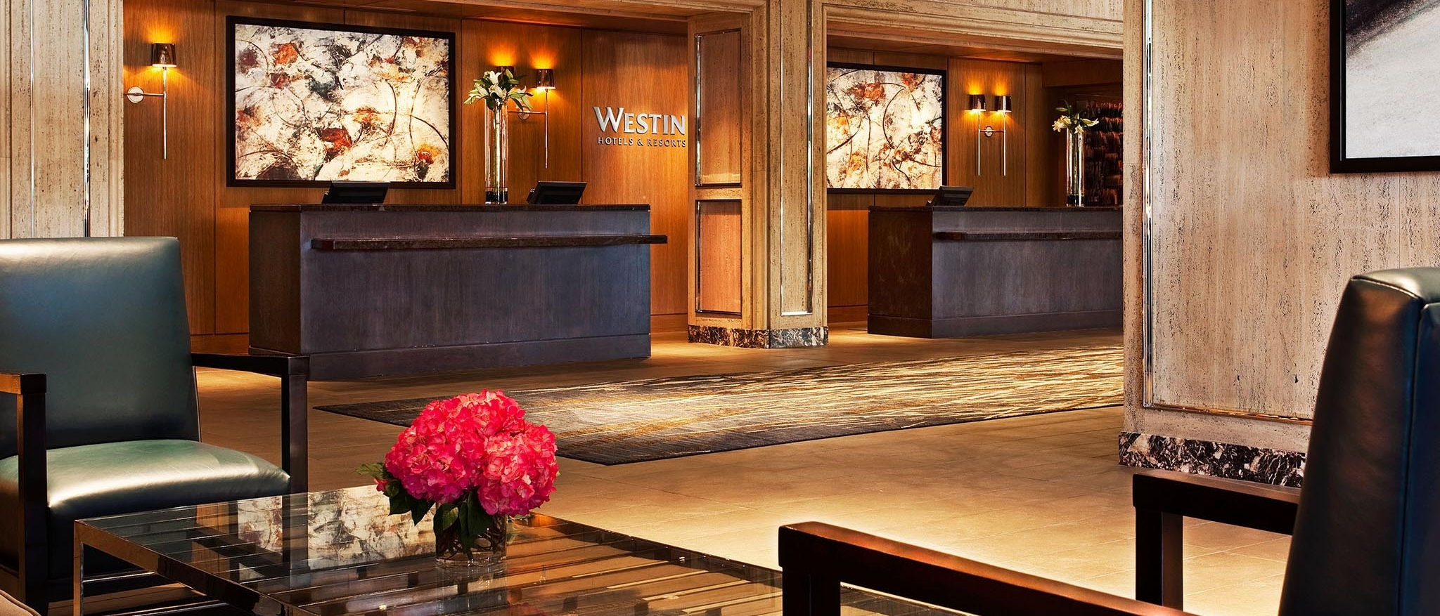 The Westin Oaks Houston at the Galleria - Lobby